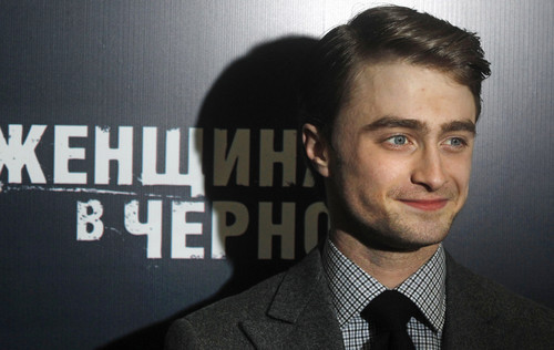 The Woman in Black - Moscow Premiere - February 15, 2012 - HQ