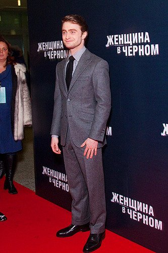 The Woman in Black - Moscow Premiere - February 15, 2012