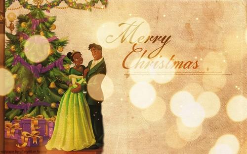 Tiana's क्रिस्मस