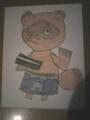 Tom Nook - animal-crossing photo