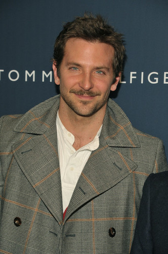 Tommy Hilfiger Men's - Backstage - Fall 2012 Mercedes-Benz Fashion Week - bradley-cooper Photo