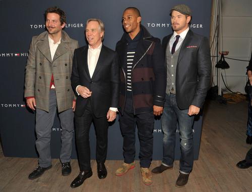 Tommy Hilfiger Men's - Backstage - Fall 2012 Mercedes-Benz Fashion Week