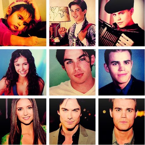 Trio throughout the years <3