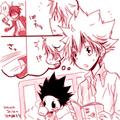 Tsuna & Reborn