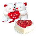 Valentine Teddies!!!