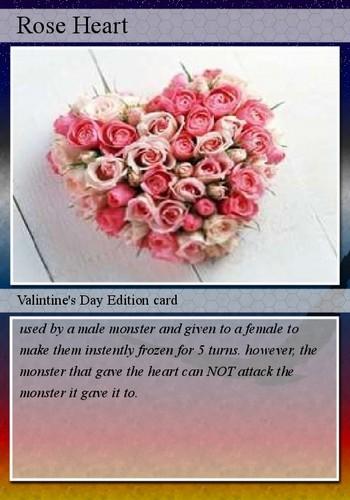 Valintine's hari Edition Cards