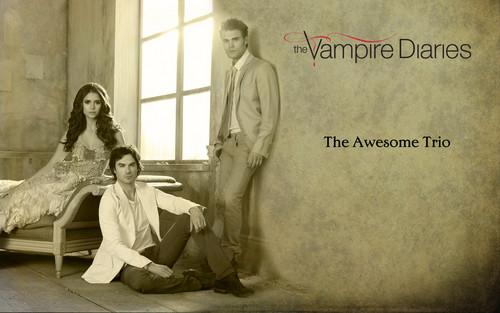 Vampire Diaries peminat Art
