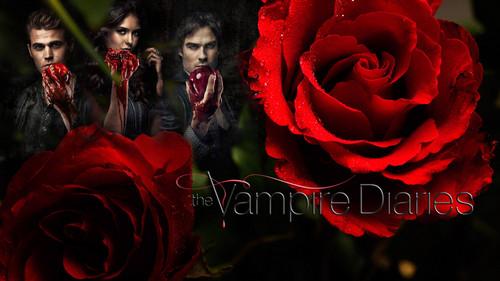 Vampire Diaries ファン Art
