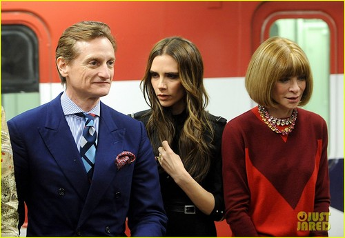 Victoria Beckham: Britain's GREAT Campaign Launch! - victoria-beckham Photo