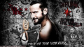 Voice of the Voiceless - cm-punk fan art