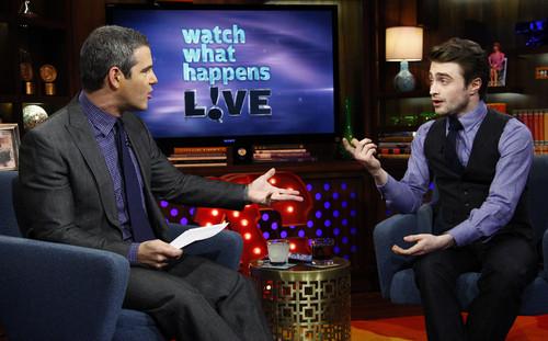 Watch What Happens Live - February 9, 2012 - HQ