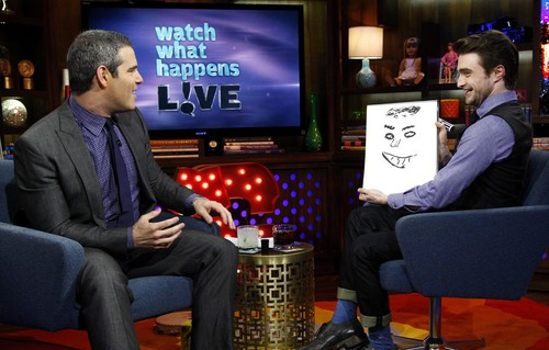 Watch What Happens Live - February 9, 2012 - HQ