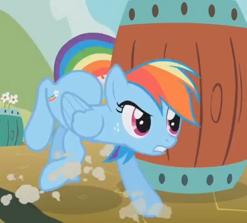 Weird ponies 5: Are Du Applejack?