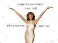 whitney-houston - Whitney Houston Wallpaper wallpaper