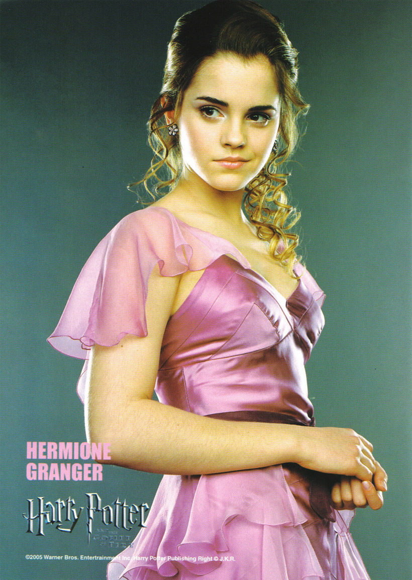 Hermione Granger images Yule Ball HD wallpaper and background photos ...