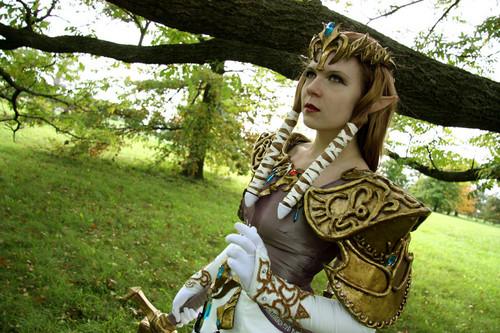 Zelda Cosplay.
