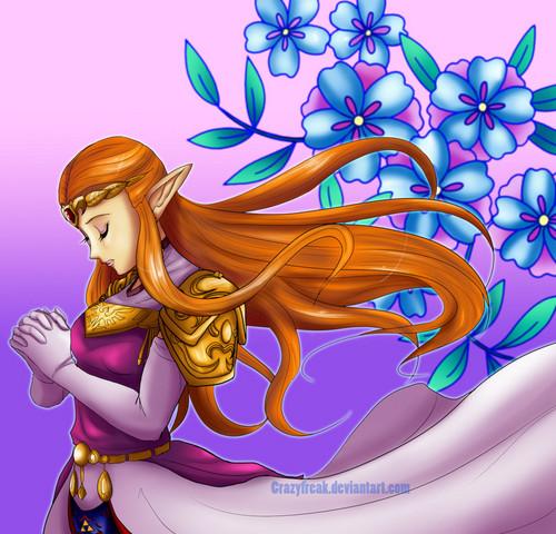Zelda fan Art ~