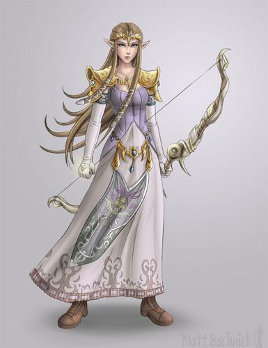 Zelda peminat Art ~