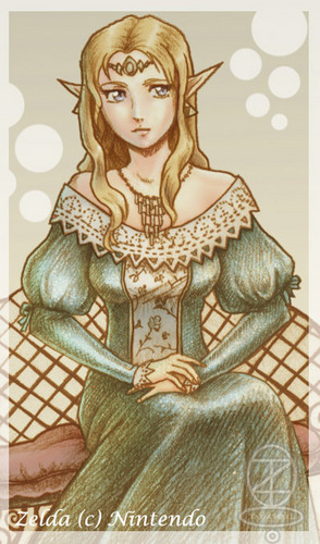 Princess Zelda Fan Art