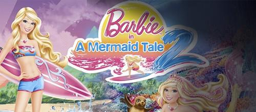 Barbie's Animated Films karatasi la kupamba ukuta titled barbie