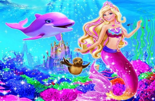 búp bê barbie in a mermaid tale 2