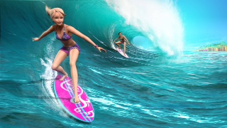 Barbie in a mermaid tale still 2