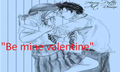 be mine valentine - lily-and-james-potter photo
