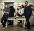 being human u.s - television photo