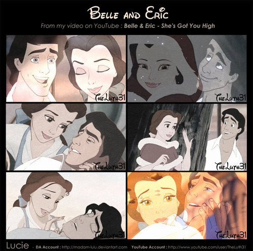 belle and eric