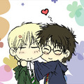 chibi potter & Draco - harry-potter-slash-couples-3 fan art