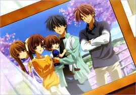 clannad=family