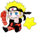 cute drawing of Naruto