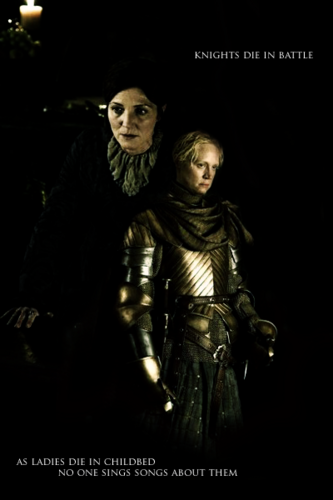 Brienne & Catelyn
