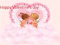 happy valentine's day - angels photo