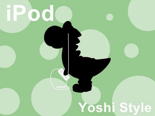iPod Yoshi ^_^