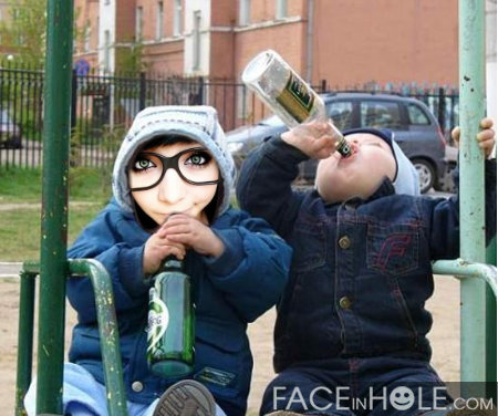 imma boozer baby :&#39;D  - friends-xoxo Photo