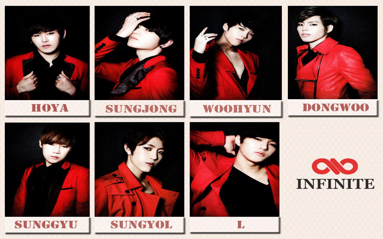 infinite  Infinite 인피니트 Wallpaper 29013267  Fanpop