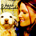 lita and dog - amy-lita-dumas icon
