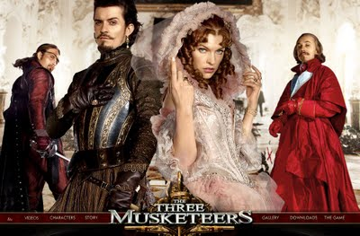 milla jovovich and orlando bloom <3