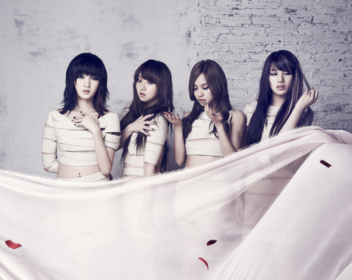 miss A concept चित्र