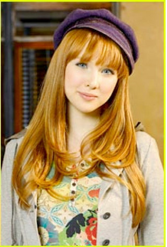 molly quinn 壁纸 with a portrait titled molly c. quinn