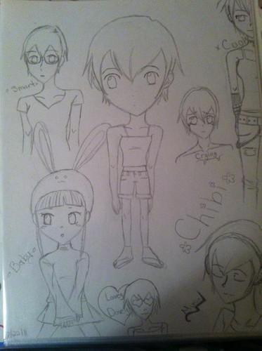 more of my drawings ;)