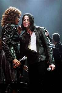 r.i.p. whitney and michael