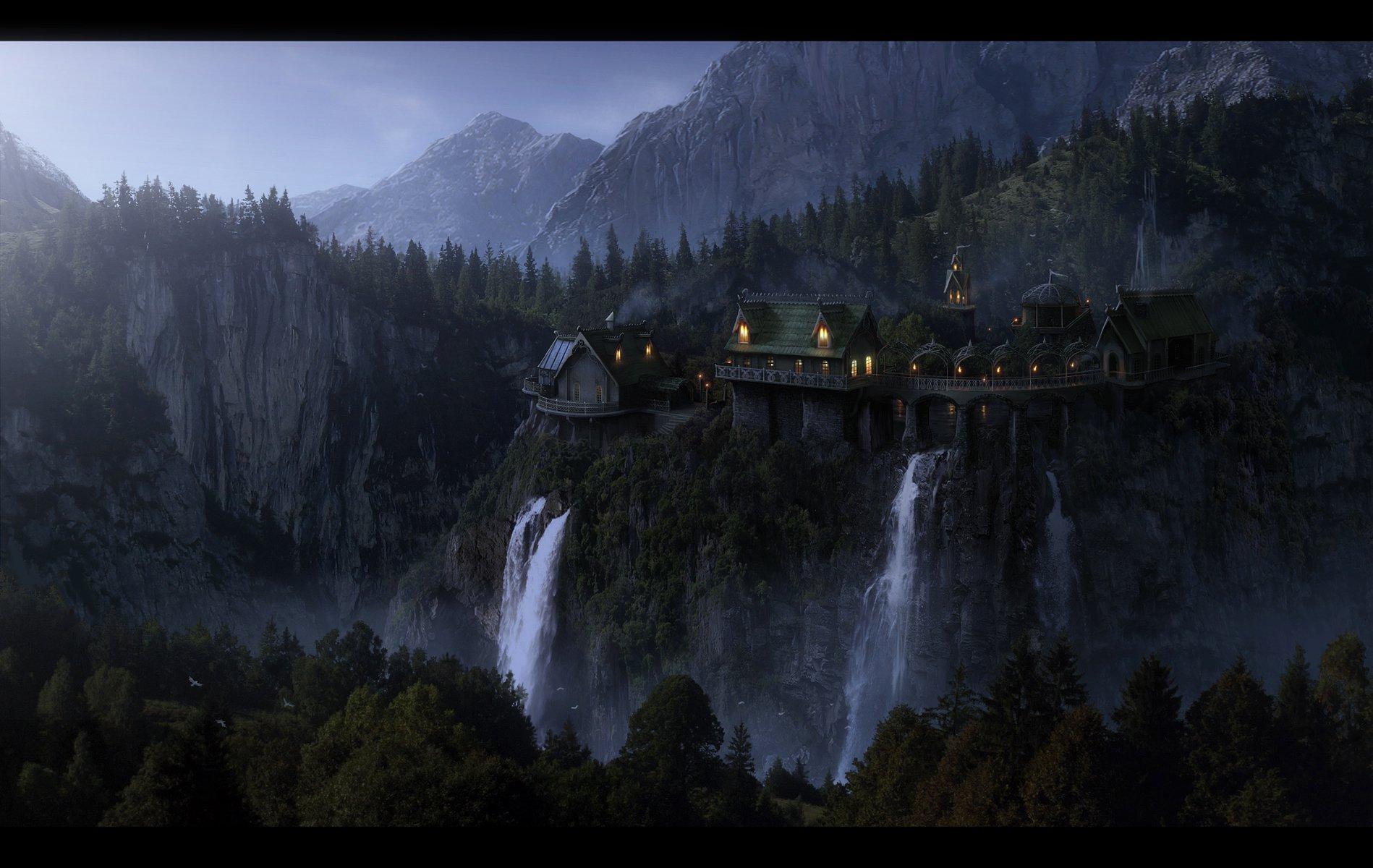 rivendell wallpaper - photo #10