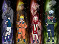 team 7 b4 and now - uzumaki-naruto-shippuuden photo
