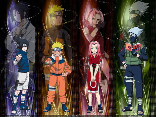 team 7 b4 and now