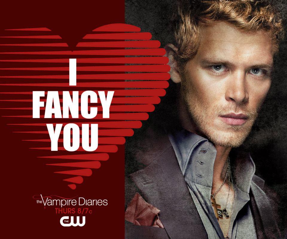 the vampire diaries ღ Valentine's dag Special