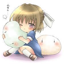 ushio and dango
