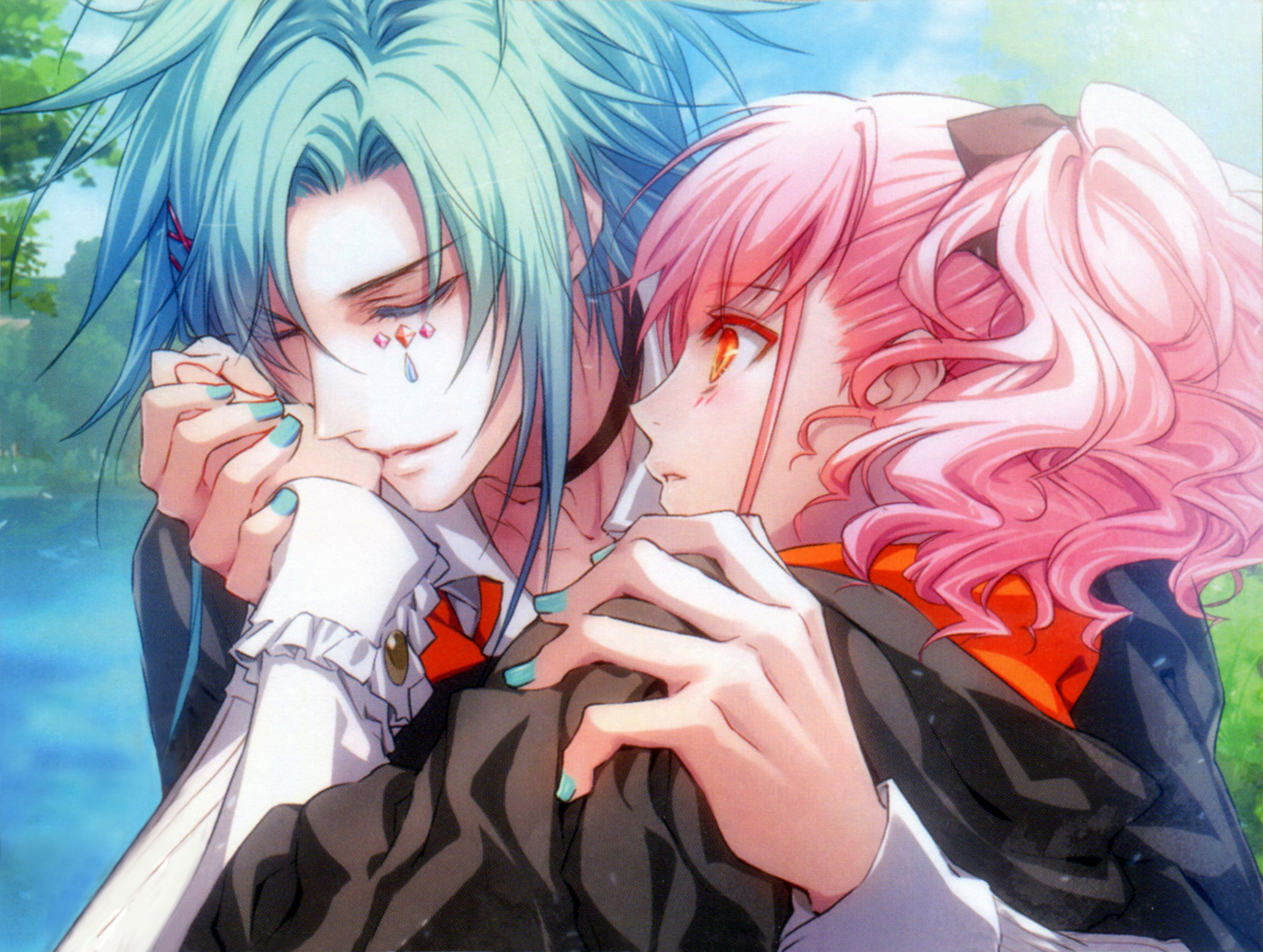 Anime wand of fortune otome games wand of fortune for Wand of fortune