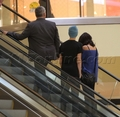 Bieber & Selena Gomez  Beverly Center - justin-bieber photo